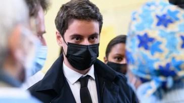 Les oppositions de gauche et de droite «chouchoutent» Marine Le Pen, estime Gabriel Attal