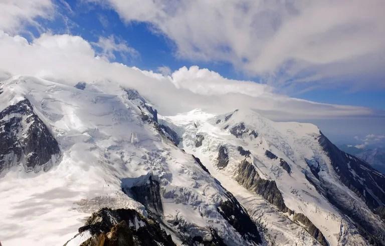 protection du mont blanc pour encadrer