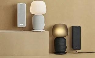 Sonos Et Ikea Dévoilent Une Lampe Enceinte Pour La Chambre