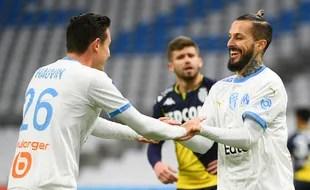 Thauvin et Benedetto sont en forme contre l'AS Monaco.