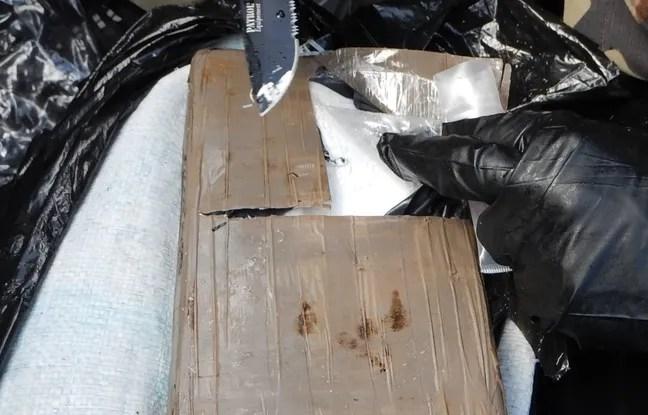 Interception de cocaïne aux Antilles le 21 mars 2015