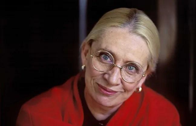 Francoise Mallet-Joris en 1991.