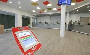 strasbourg le 24 aout 2015 ouverture de la nouvelle agence de la cts en centre
