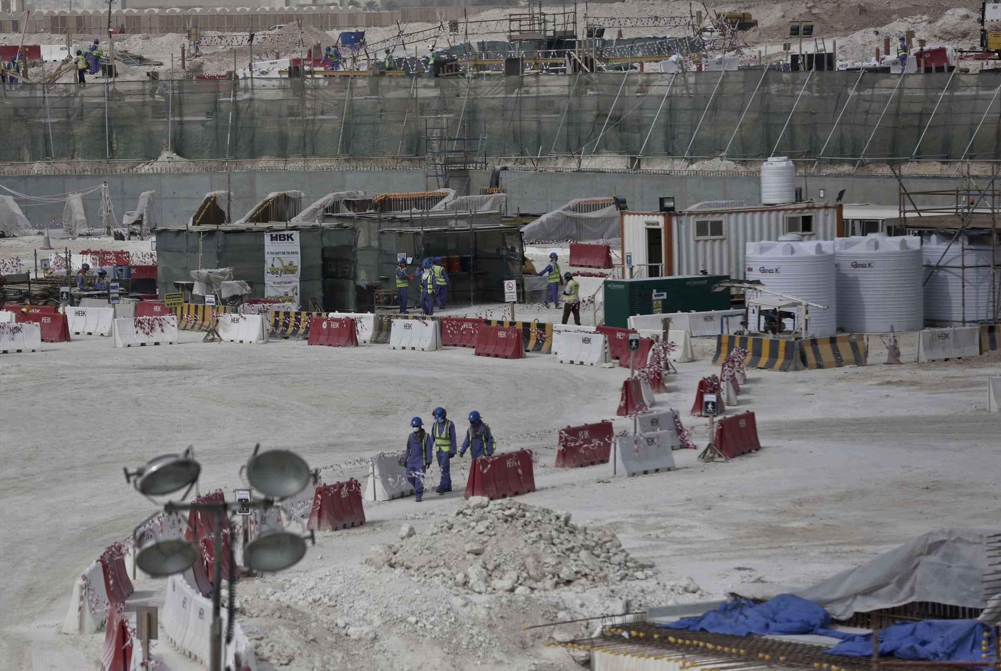 Avis aux fans de football, ils peuvent dès à présent se préparer à soutenir leur équipe favorite pendant la coupe du monde de la fifa qatar 2022. Coupe du monde 2022: Le Qatar va planter 16.000 arbres ...