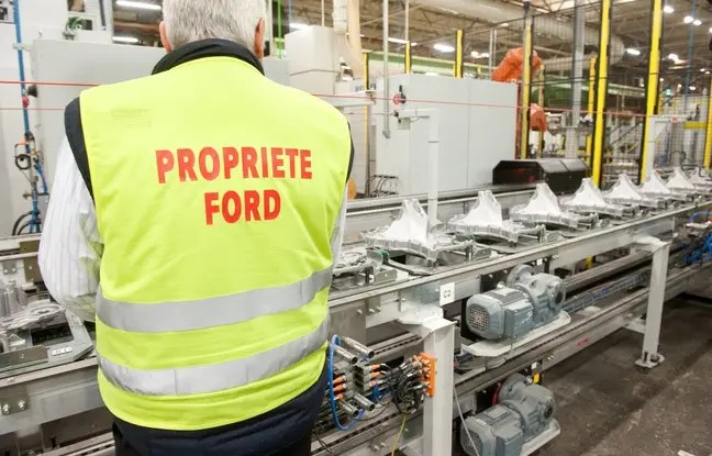 bordeaux une journ e de blocage l usine ford pour les salaires solidarit ouvri re. Black Bedroom Furniture Sets. Home Design Ideas