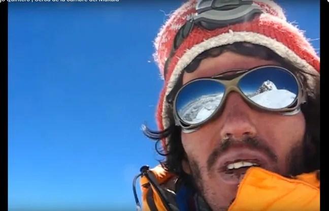 Santiago Quintero, qui a perdu la moitié de ses pieds lors d'une ascension en 2002, s'apprête à partir à l'assaut du sommet le plus compliqué du monde.