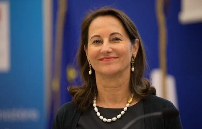 Ségolène Royal, le 18 décembre 2014, à Paris.