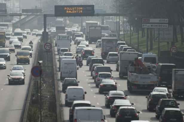 Top 10 Des Villes Les Plus Embouteilles De France Paris