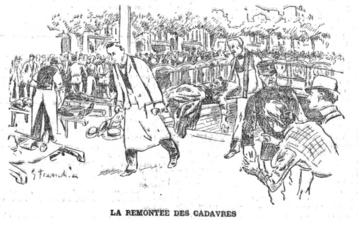 Plongée dans les faits divers parisiens: Les 84 morts de
