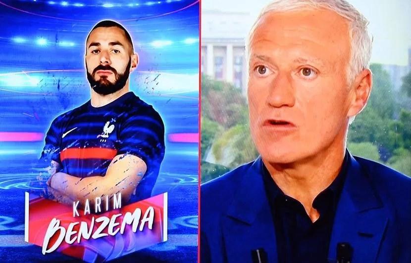 Équipe De France Euro 2021 . Euro 2021 Benzema De Retour Kounde Fait Son Apparition Revivez La Liste De Dd Avec Nous