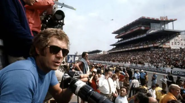 Steve McQueen Comment les 24 Heures du Mans lui ont fait perdre la tte