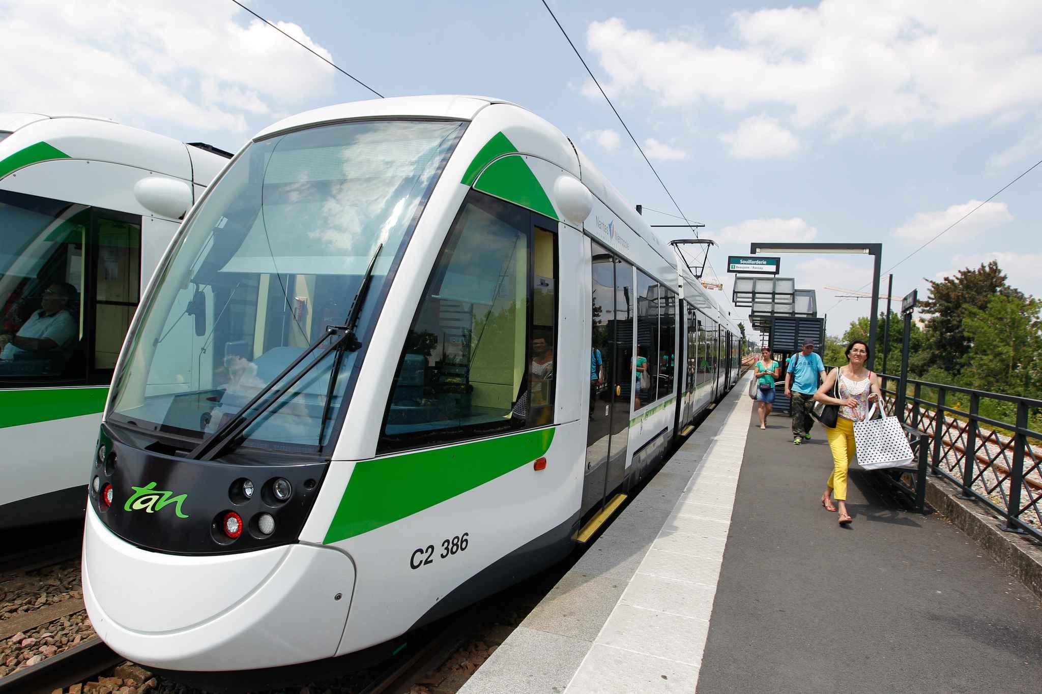 Nantes Un appel  tmoins aprs le grave accident de tram  Souillarderie