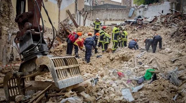 Immeubles Effondrés à Marseille Perquisitions Chez Les