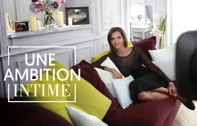 Karine Le Marchand anime «Une ambition intime» sur M6.