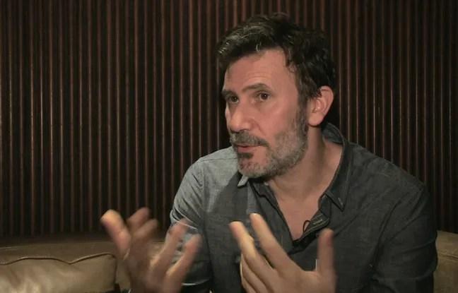 Michel Hazanavicius à Paris le 2! novembre 2014