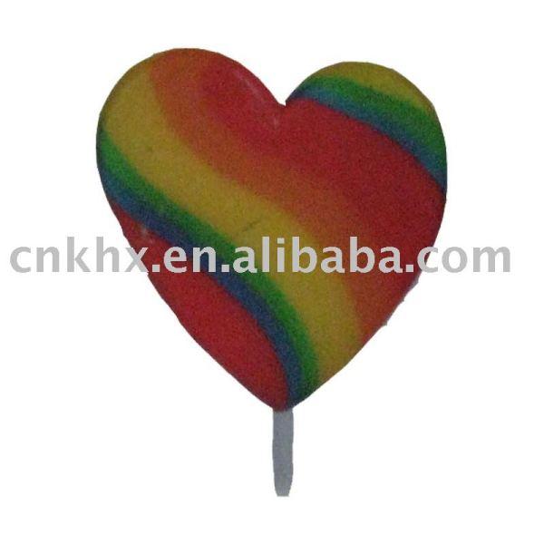 Rainbow Swirl Lollipops Products China