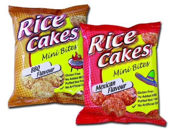 Rice Cakes Mini bites productsChina Rice Cakes Mini