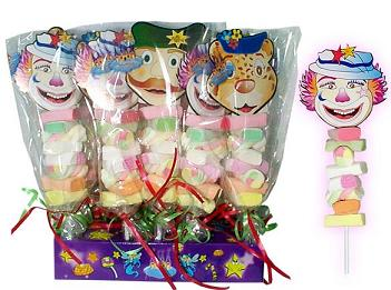 clown kebabs candy products