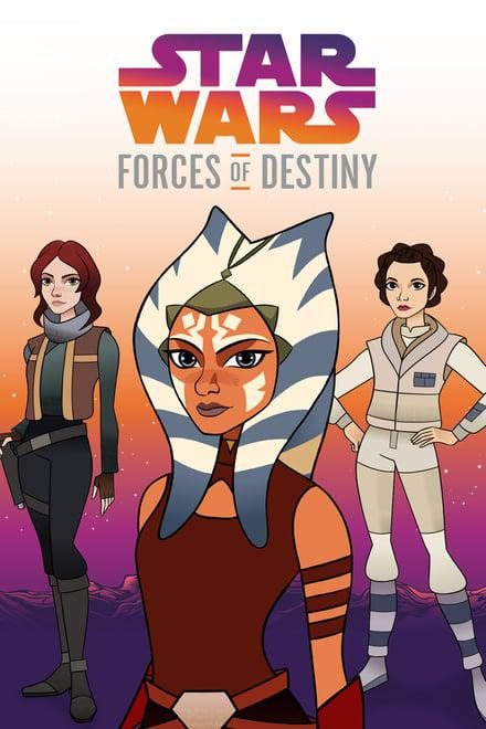 Star Wars : Forces Du Destin : forces, destin, Wars:, Forces, Destiny:, Where, Watch, Episodes, Seasons, Online