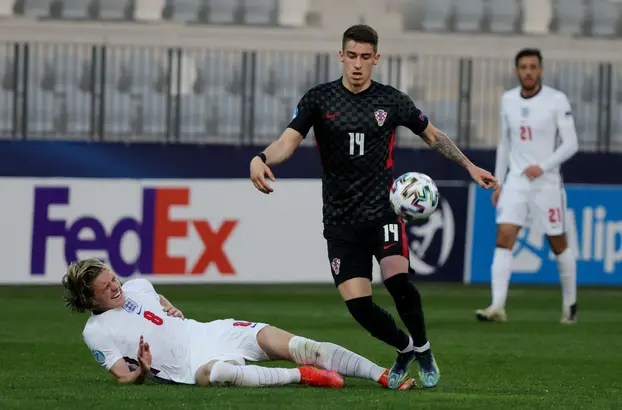 UEFA Under 21 Championship - Group D - Croatia v England