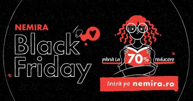 nemira.ro carti black