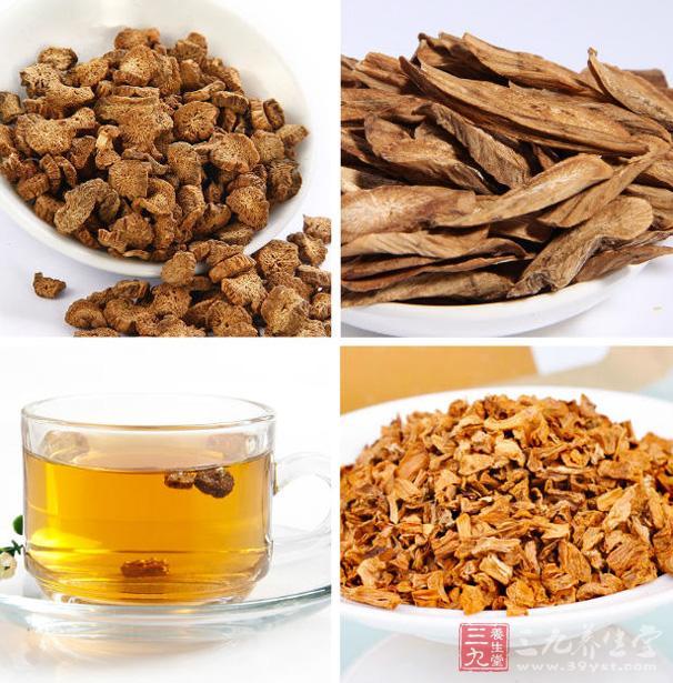 牛蒡茶的功效與作用及副作用和做法-牛蒡茶的副作用有哪些