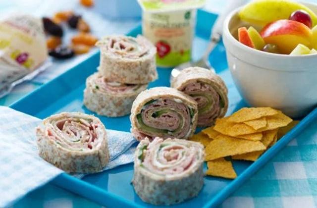 أفكار لتحضير صندوق غداء الأطفال للمدرسة