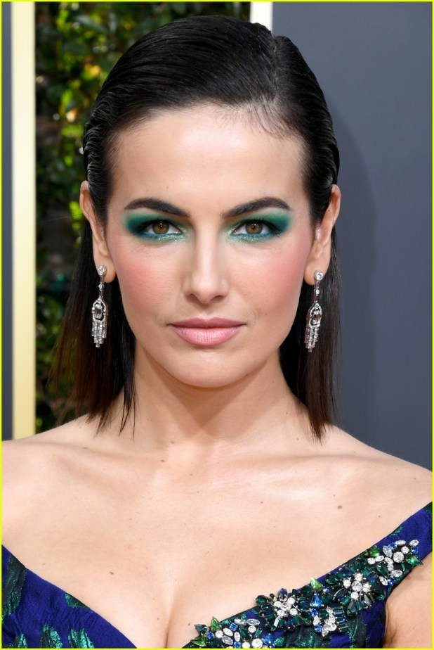 camilla-belle-is-a-beauty-in-blue-at-golden-globes-2019-02
