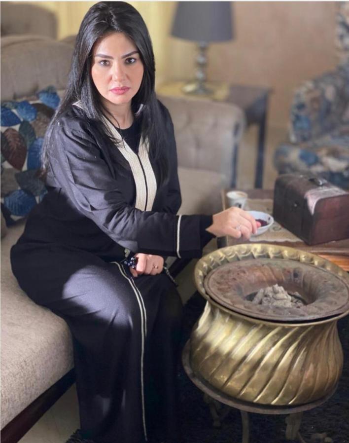 دينا فؤاد فى مسلسل جمال الحريم