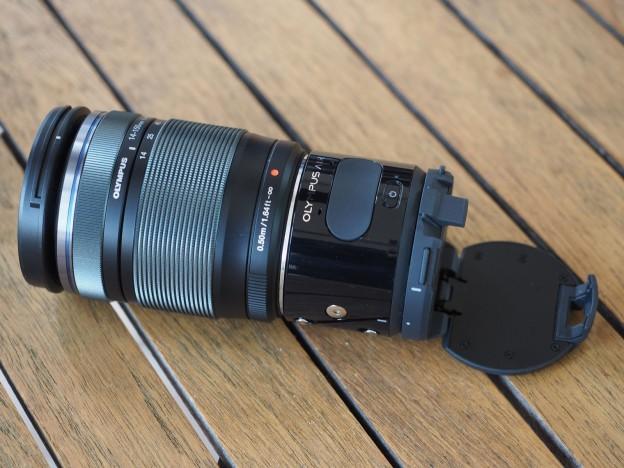 可換鏡頭外接式相機又一款。Olympus Air 實機照現身 | 3C 新報