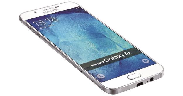 三星 5.7 吋 Galaxy A8 在臺上市,超薄 2.5mm 窄邊框,4G 雙模雙待集於一機   3C 新報
