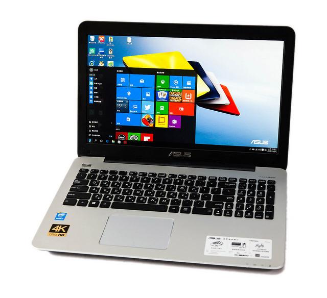 輕鬆踏入 4K 高解析度筆電 ASUS VivoBook 4K VM590 開箱!修圖看片都好用!   3C 新報