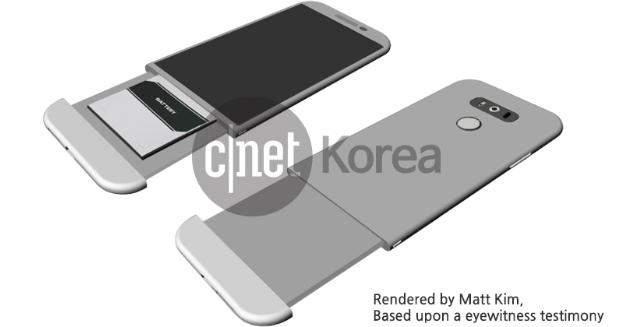 LG G5 傳可換電池,有望為全金屬智慧手機創舉   3C 新報