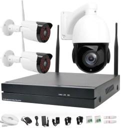 20x 2mp ip ptz auto tracking security system 4ch wireless nvr 2pcs 2mp ip camera [ 1500 x 1500 Pixel ]