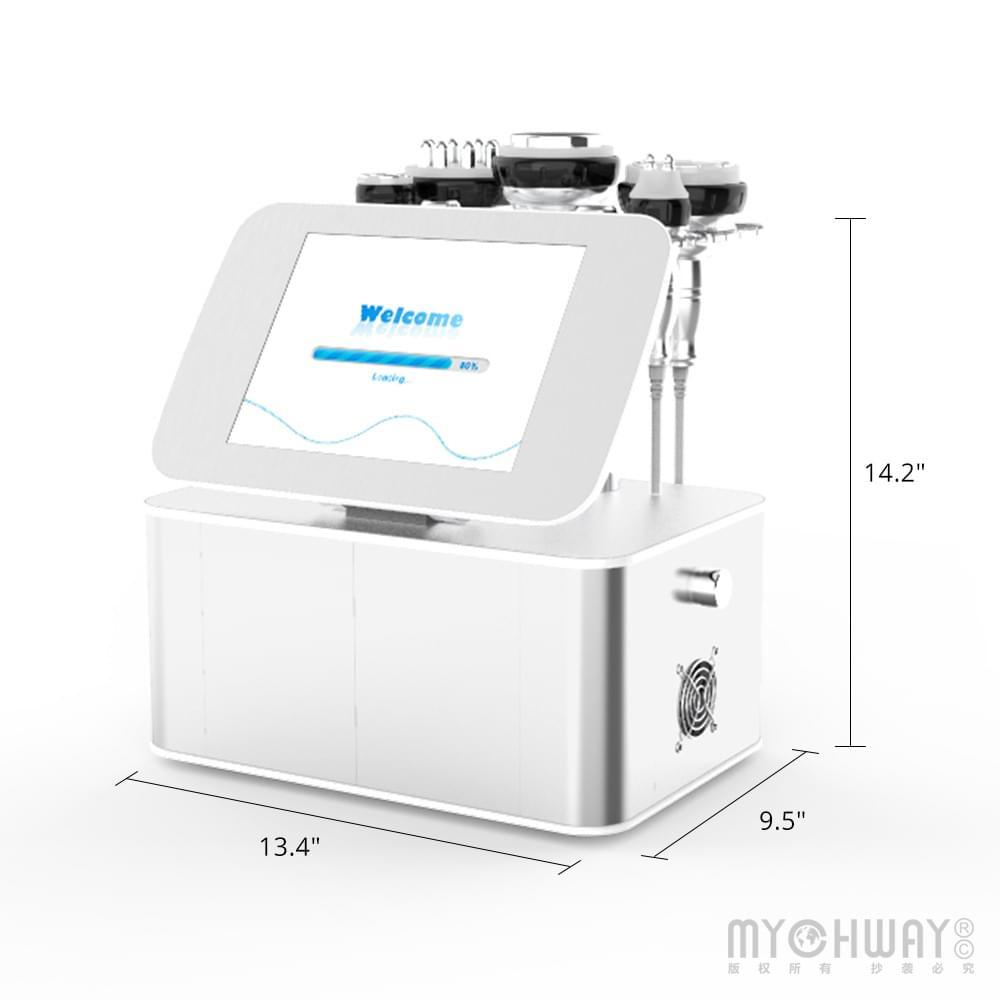 6 in 1 cavitation machine