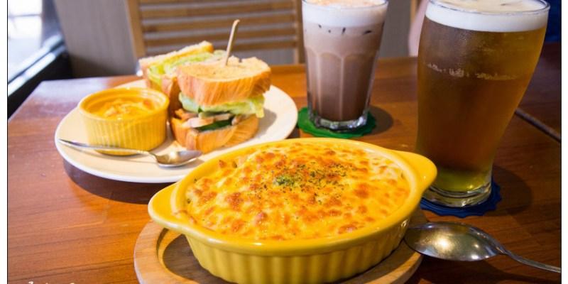 【台南北區】8點圖書文具生活廣場內平價又美味的咖啡輕食館!3.3輕食咖啡館~