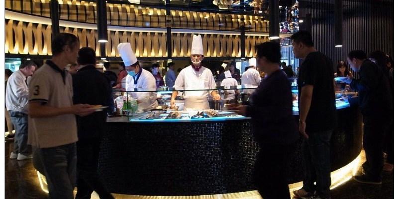【台南永康】龍蝦! 干貝~各樣海鮮吃到飽「桂田酒店-阿力海百匯」