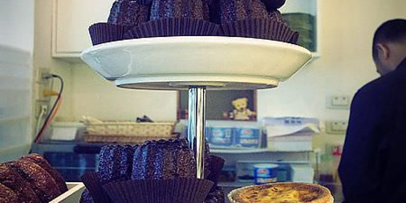 [雲林]喜歡到想尖叫的地方-法米‧法式甜點咖啡(斗六總店)