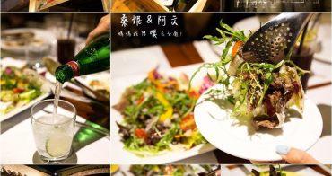【台南中西區】道地義大利家常餐點|滿滿義式風味|唇義義大利餐酒館~!!