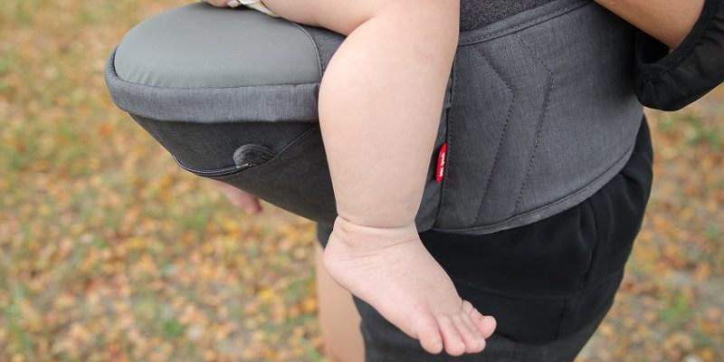 【育兒】寶寶背巾推薦,多功能腰凳、背巾,費雪(Fisher-Price) AirSolution