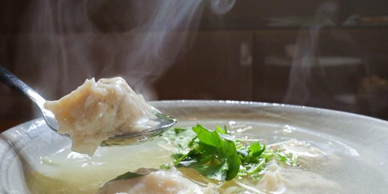 【台南美食】老店傳承人氣小吃,清新風格好好拍!小ㄚ鳳 浮水魚焿