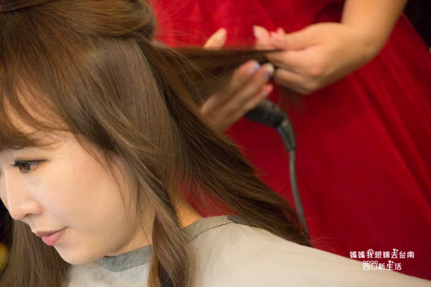 【台南】台南美髮推薦,找到適合自己的設計師,最能燙染出自己要的造型!嵐 時尚整體美學概念館