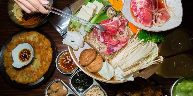 【台南美食】台南韓式料理!!好特別的韓國豬腳~瑪西達韓式料理,聚餐的好地方~