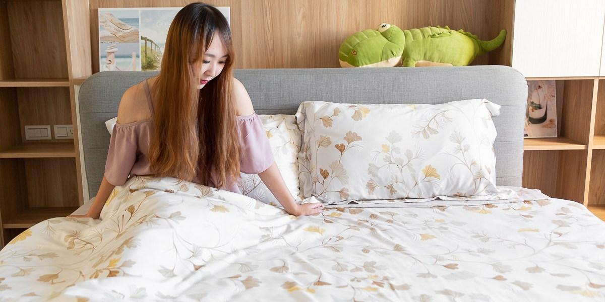 【床包開團】人生中的第一件天絲床包就是他們家的~ 還有秋冬很多人喜愛的天絲柔棉唷!!