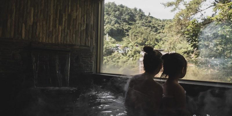【台中溫泉兩日遊】來去台中住一晚!親子遊兩天一夜,沐浴在山林中~ 泡著舒服的溫泉,還有千年神木、十方財水、姻緣豬唷!!