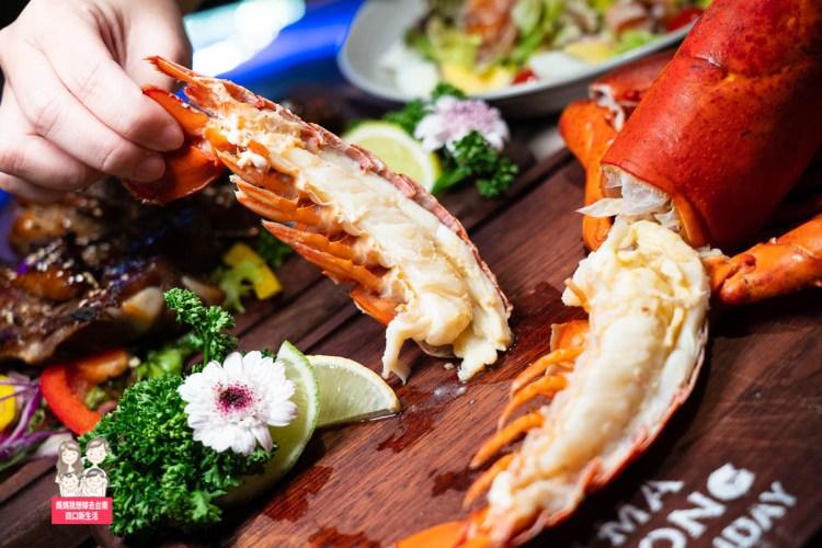 【台南生日優惠】超狂的生日優惠,生日當天免費送一尾龍蝦! 氣氛好很適合小酌的餐酒館!