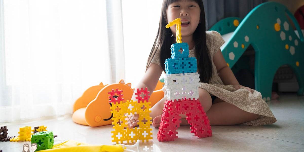 【育兒/開團】有質感的MIT玩具品牌WOOHOO,榮獲美國年度最佳玩具獎CROSS BLOCK心心積木開團囉~
