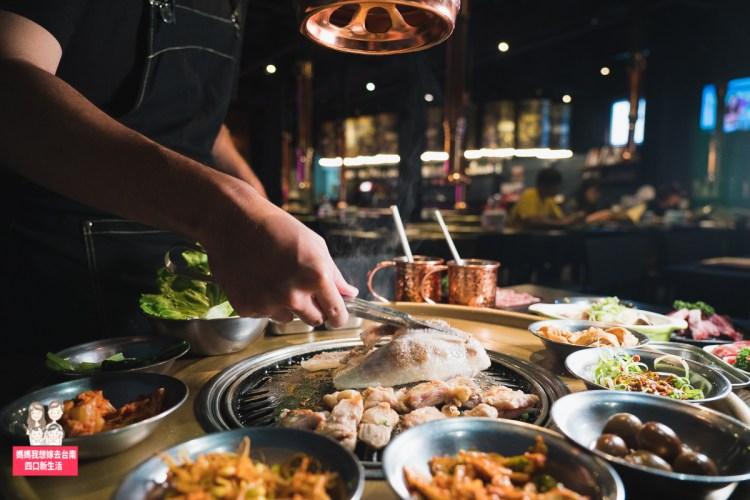 咚飽飽韓國烤肉 台南總店