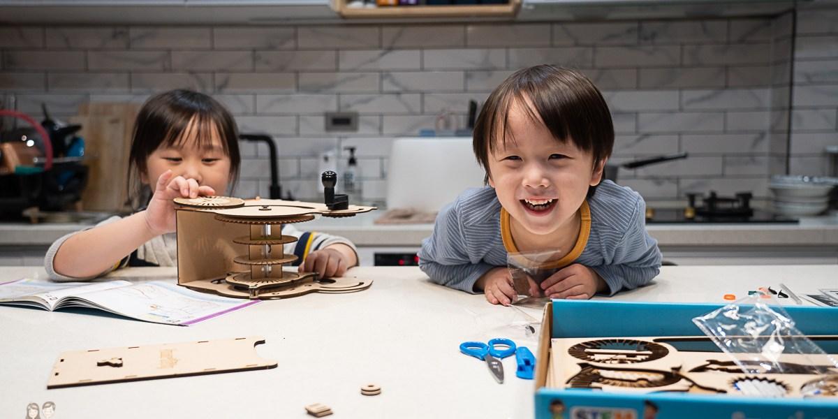 【玩具團購】讓小朋友動動腦,玩樂中學習!世界頂尖印度軟體工程師專為小朋友設計的教育玩具,世界頂級標準STEAM玩具《Smartivity》
