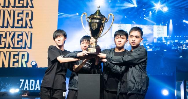 最強高中生GG!新科PML冠軍ZADAK年齡不足無緣參加PUBG世界賽 | 4Gamers
